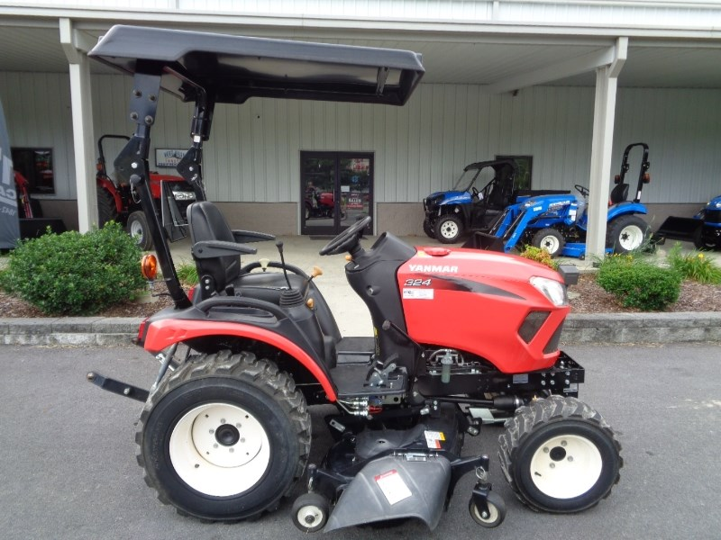 2014 Yanmar 324 Tractor For Sale