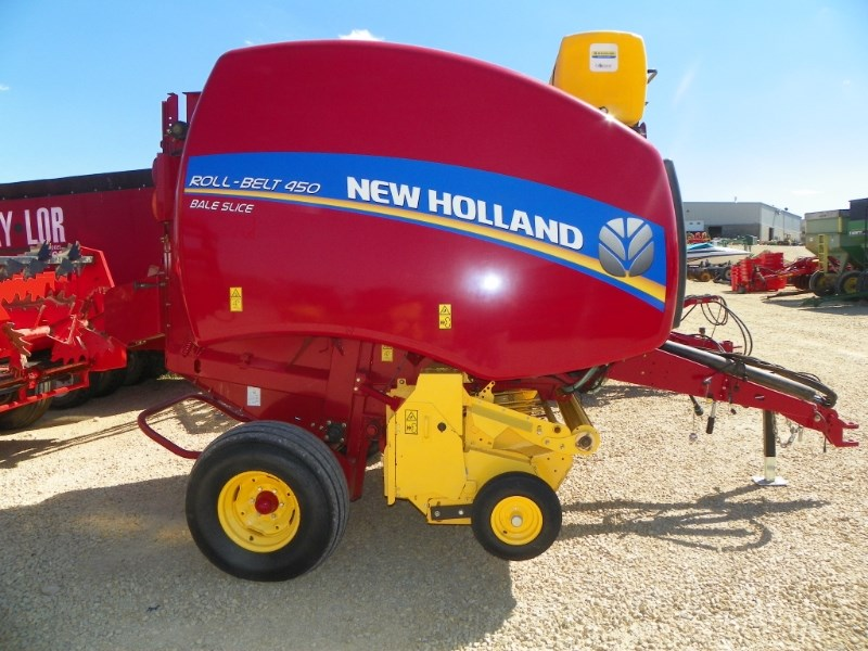 2016 New Holland 450RB Baler-Round For Sale