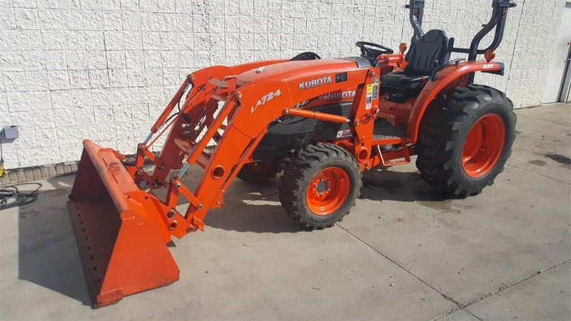 2009 Kubota L3240HST Tractor For Sale