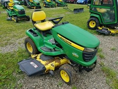 Riding Mower For Sale 2006 John Deere X340 , 25 HP