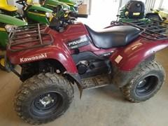 ATV For Sale:  2009 Kawasaki 360