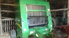 Baler-Round For Sale 2004 John Deere 457 Silage Special