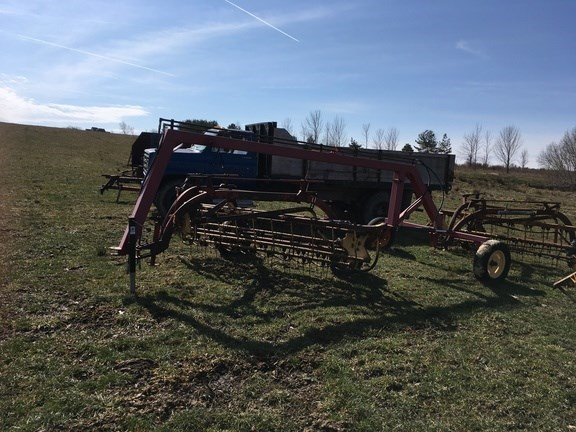 New Holland 256/56 Hay Rake For Sale