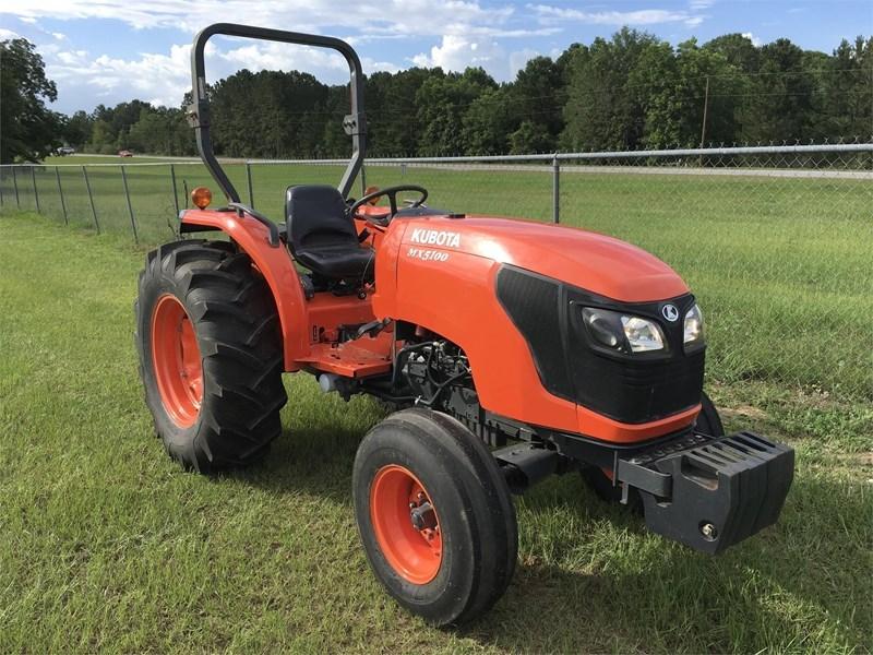 2011 Kubota MX5100 Tractor For Sale