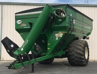 2015 J & M 1110-22 Grain Cart For Sale