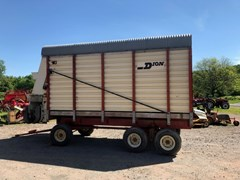 Forage Box-Wagon Mounted For Sale Dion 1016