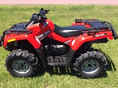 ATV For Sale 2008 Can-Am 2008 OUTLANDER 800XT - RED