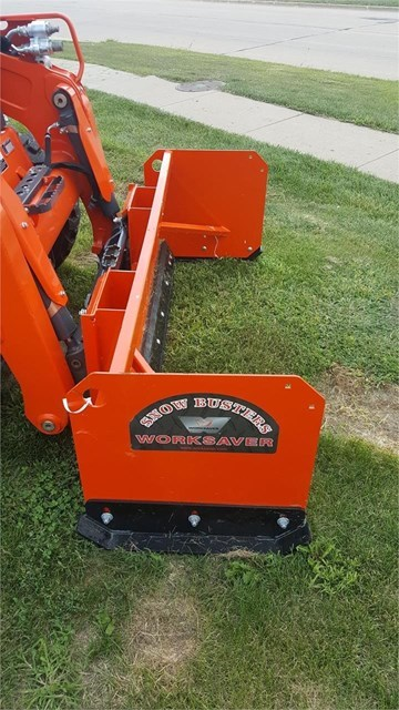 2017 Worksaver WOSPS2472R Box Blade Scraper For Sale