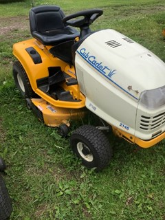 Riding Mower For Sale Cub Cadet 2146 , 17 HP