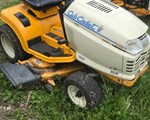 Riding Mower For Sale: Cub Cadet 2518, 17 HP
