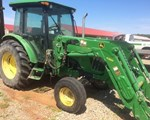 Tractor For Sale: 2008 John Deere 5525, 75 HP