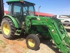 Tractor For Sale:  2008 John Deere 5525 , 75 HP