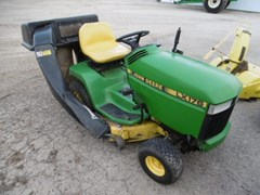 Riding Mower For Sale 1992 John Deere LX178 , 15 HP