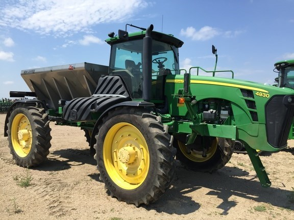 2011 John Deere 4930 Sprayer-Self Propelled For Sale