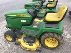 Riding Mower For Sale:  2003 John Deere 325 , 18 HP