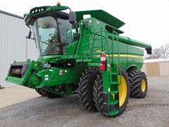 Combine For Sale 2015 John Deere S660