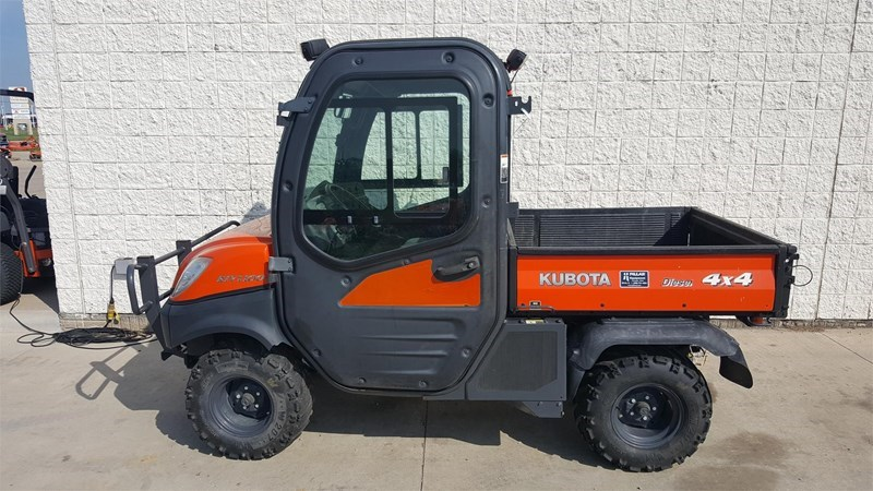 2010 Kubota RTV1100CWXL-H Utility Vehicle For Sale