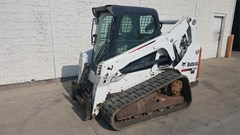 Skid Steer-Track For Sale 2010 Bobcat T650
