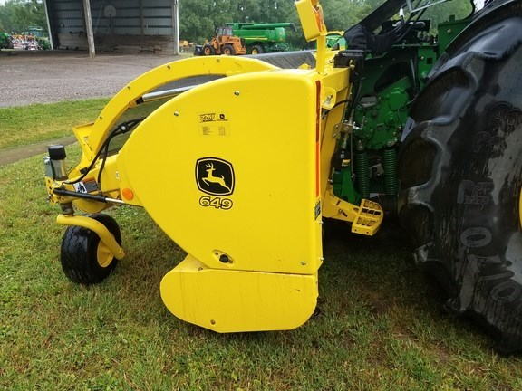 2016 John Deere 649 Header/Platform For Sale
