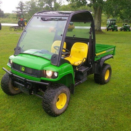 2011 John Deere HPX 4X4 Utility Vehicle For Sale