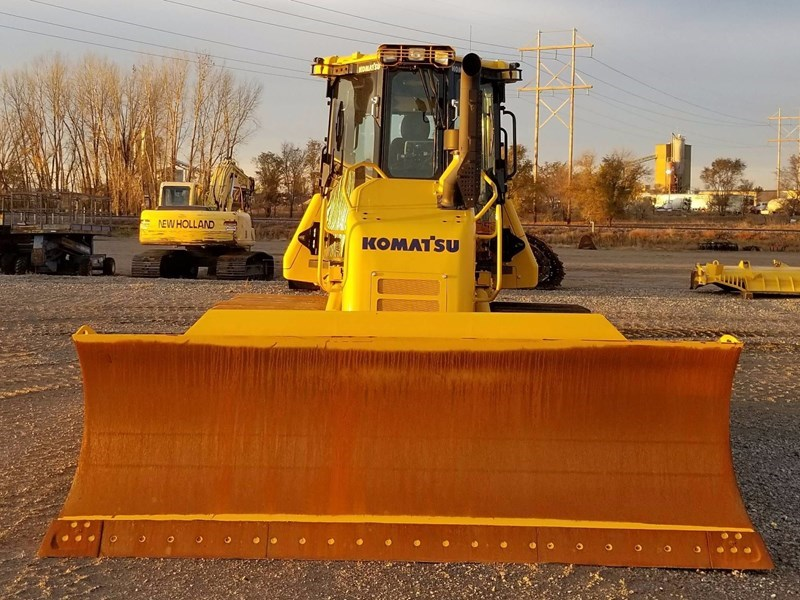 2017 Komatsu D61PXI-24 Crawler Tractor For Sale