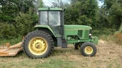 Tractor For Sale:  1994 John Deere 7600