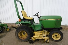 Tractor For Sale 1995 John Deere 755 , 20 HP