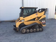 Skid Steer-Track For Sale 2004 Caterpillar 257B