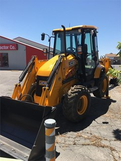 Loader Backhoe  2017 JCB 3CX