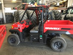Utility Vehicle For Sale 2016 Gravely ATLAS JSV3000
