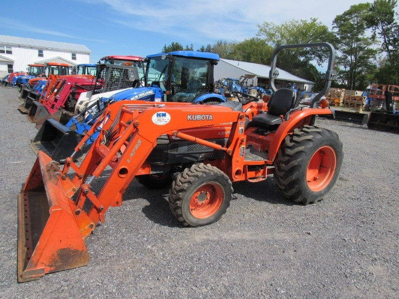 Kubota L3130D Tractor For Sale