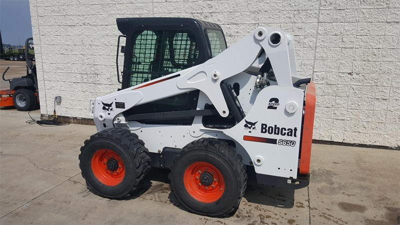 2013 Bobcat S650 Skid Steer For Sale