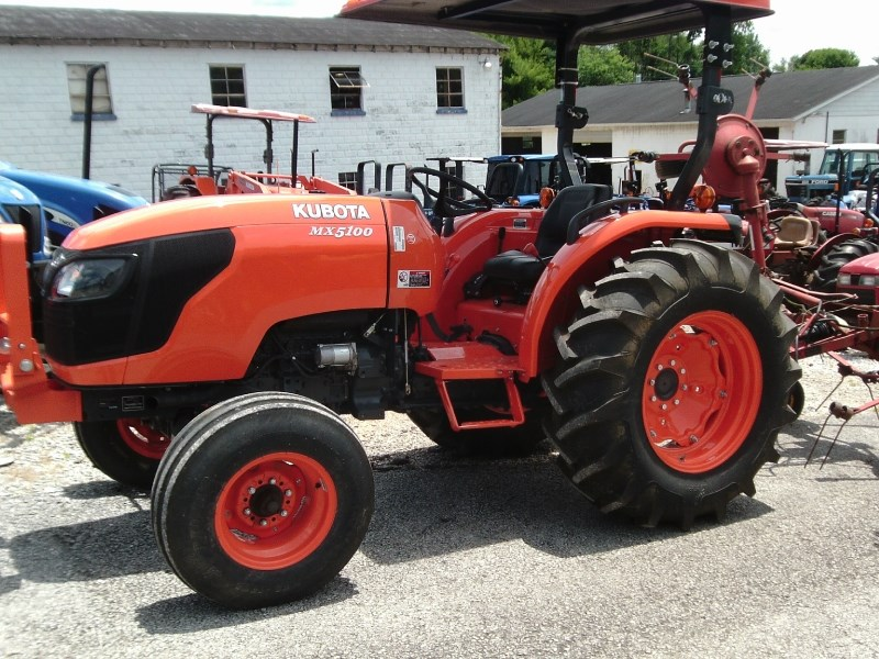 2016 Kubota MX5100 Tractor For Sale