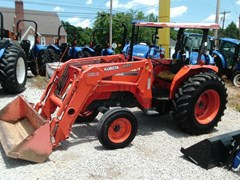 Tractor For Sale 1998 Kubota M9000 2WD LDR , 80 HP