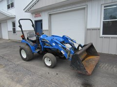 Tractor For Sale:  2004 New Holland TC24DA , 24 HP