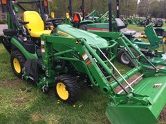 Tractor For Sale 2016 John Deere 1025R , 25 HP