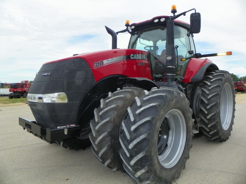 2016 Case IH 310 Tractor For Sale