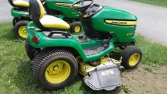 Riding Mower For Sale 2012 John Deere X500 , 22 HP