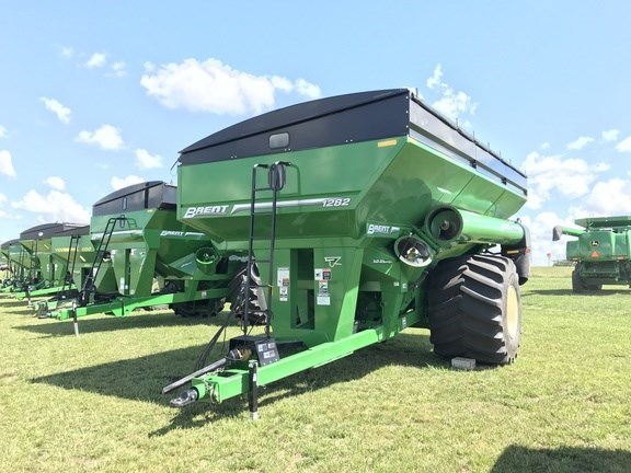 2014 Brent 1282 Grain Cart For Sale