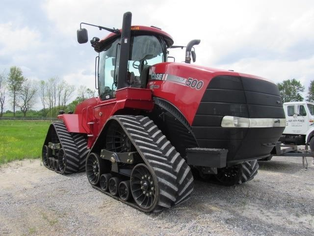 2012 Case IH STEIGER 500 QUADTRAC Tractor For Sale