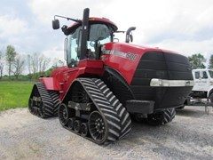 Tractor For Sale 2012 Case IH STEIGER 500 QUADTRAC , 500 HP