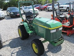 Tractor For Sale 1995 John Deere 670 , 18 HP