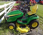 Riding Mower For Sale: 2015 John Deere X590, 25 HP