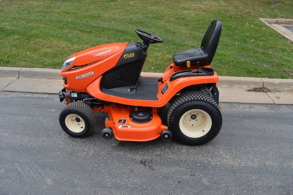 2015 Kubota GR2020 Riding Mower For Sale