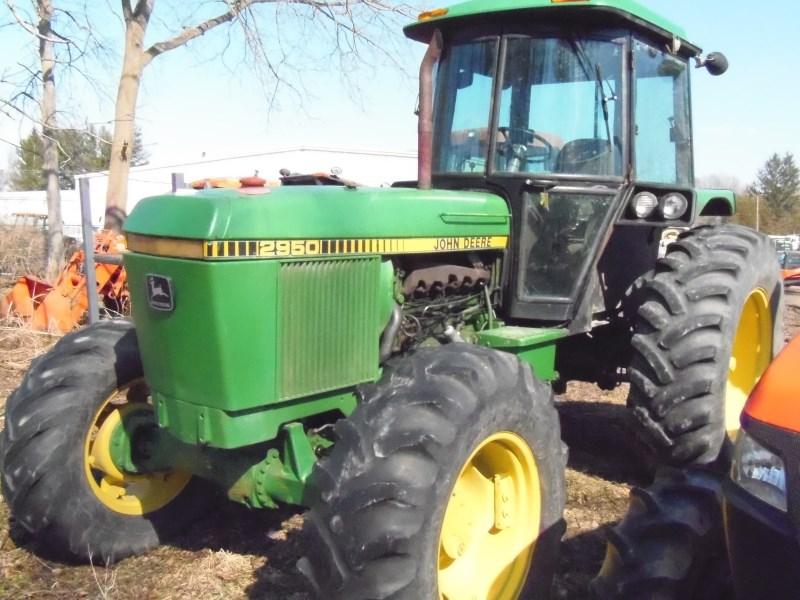 1984 John Deere 2950 Tractor For Sale