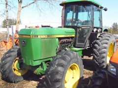 Tractor For Sale 1984 John Deere 2950 , 85 HP