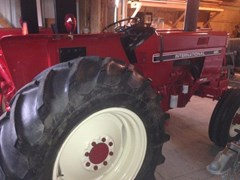 Tractor For Sale 1980 International 484 , 50 HP