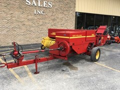Baler-Square For Sale:  1991 New Holland 565