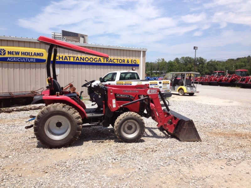 2013 Mahindra 4010 Tractor For Sale