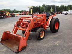 Tractor For Sale:  1993 Kubota L3650DT